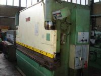 NC Hydraulic Press Brake ARIENTI PO/3000/9