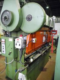 Mechanical Press Brake CBC T 25/25/C