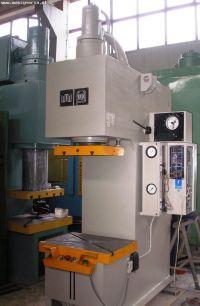 C Frame Hydraulic Press VEB Wema Zeulenroda PYE 63 S/M1