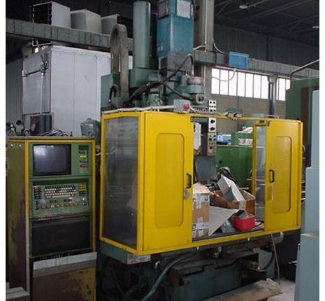 Fresadora CNC RAMBAUDI MINIRAM 1991