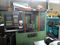 Centro de mecanizado vertical CNC WILLEMIN W 400