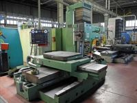 Horizontal Boring Machine BRAGONZI CREUSAMATIC 100
