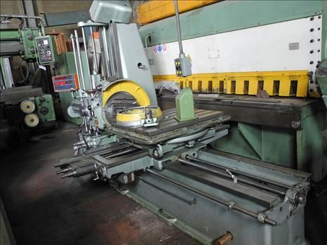 Horizontal Boring Machine UNION BFT 63 1995