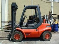 Carrello elevatore frontale LINDE H 35 D-03