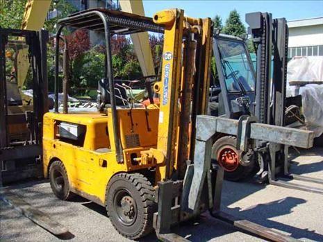 Front Forklift O M DIM 25 1997