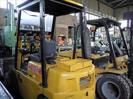 Front Forklift O M DIM 30 B 1998