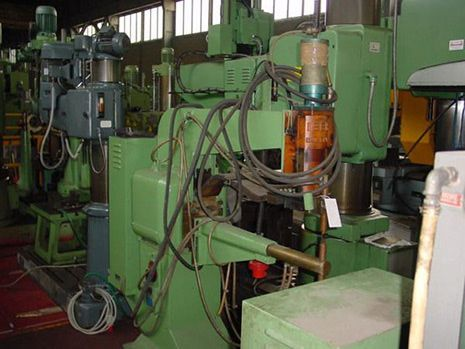 Spot Welding Machine ISEA SPM 1987