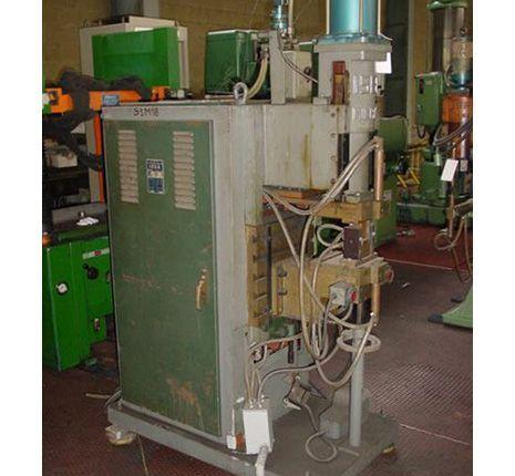 Spot Welding Machine ISEA SPP 1980