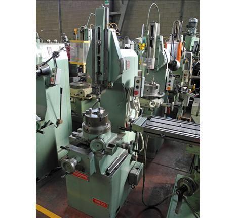 Vertikal slissing maskin BACRI 160 1985