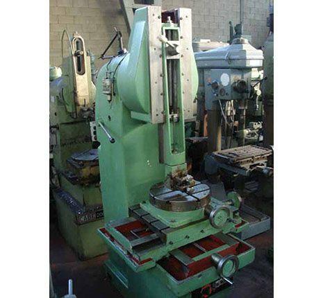 Vertikal slissing maskin BACRI 280 1986