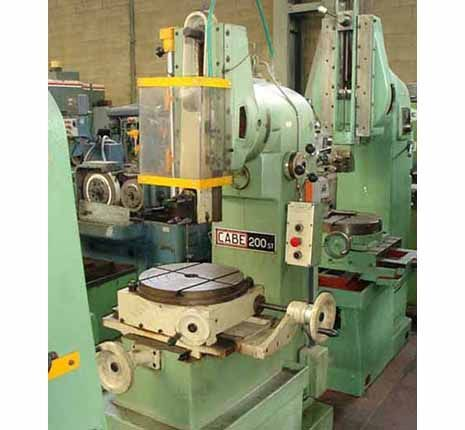 Vertical Slotting Machine CABE 200 ST 1984