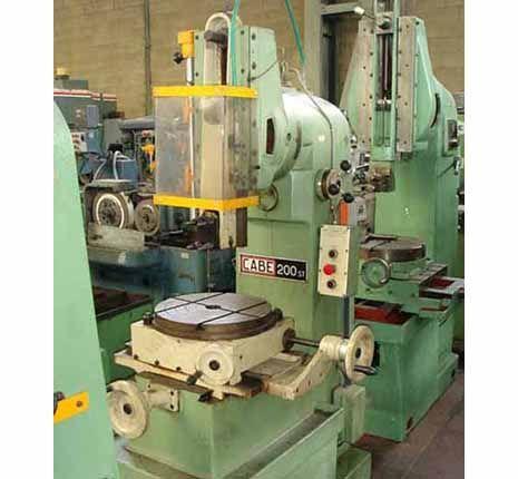 Vertical Slotting Machine CABE 200 ST 1984