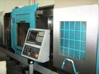Torno vertical centro CNC INDEX V 200 TANDEM