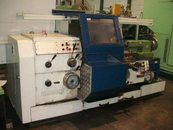 Universal Lathe SCHAERER UD 532 1987