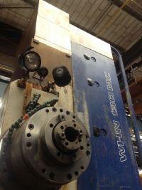 Horizontale boormachine TOS WHN 130 MC 2006-Foto 12