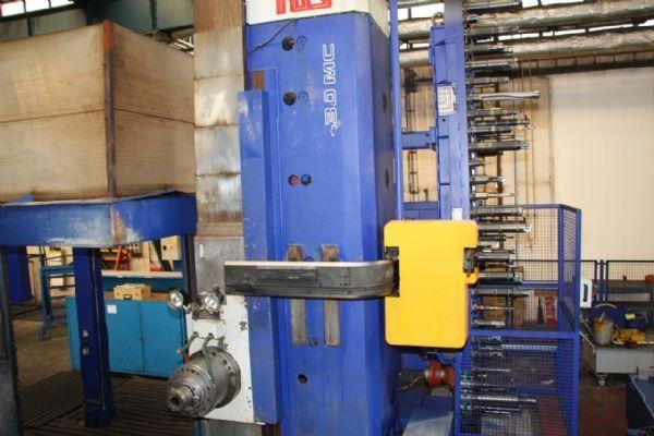 Horizontalbohrwerk TOS WHN 130 MC 2006
