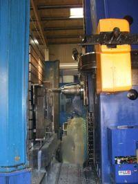 Horizontale boormachine TOS WHQ 13 CNC 2004-Foto 2