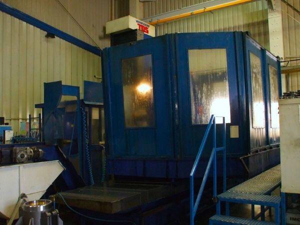 Horizontale boormachine TOS WHQ 13 CNC 2004