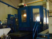 Horizontal Boring Machine TOS WHQ 13 CNC