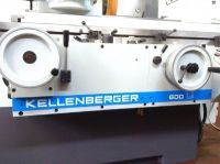 Cylindrical Grinder KELLENBERGER 600 U 1990-Photo 17