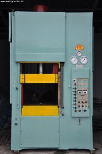 H Frame Hydraulic Press Ponar-Żywiec PHM 160 A