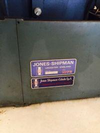 Hengeres daráló JONES SHIPMAN 1076 1983-Fénykép 2
