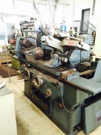 Cylindrical Grinder JONES SHIPMAN 1076