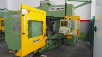 Centro de mecanizado vertical CNC CB FERRARI D 21