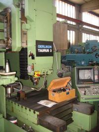 CNC portaal freesmachine OERLIKON TAURUS 3