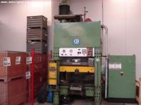 H Frame Hydraulic Press HYLATECHNIK HESSP 250 1,5 XA4