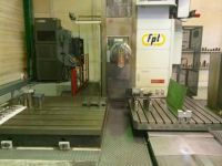 CNC marógép FPT SIRIO M 40