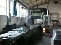 CNC portál marógép BONARDI P 4