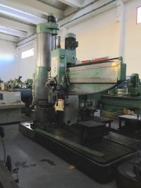 Radiaal boormachine SASS MT 2500