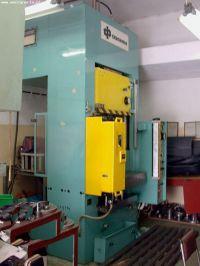 H frame hidraulikus prés TRANEMO DP-100A-10