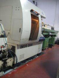 CNC-Drehmaschine Tornos DECO 20