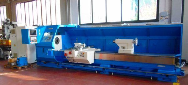 CNC draaibank PBR T450-S SNC 450/4000 1996