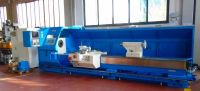 CNC draaibank PBR T450-S SNC 450/4000