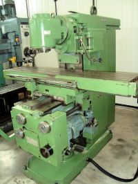 Universal Milling Machine SAIMP FM-2