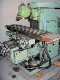 Universal Milling Machine STANKOIMPORT 6 T 82-1