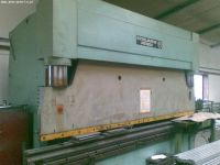 Hydraulic Press Brake STROJARNE PIESOK CTO 250 A