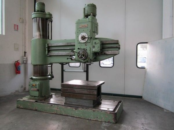 Radial Drilling Machine NOVISA TR 2000 1989