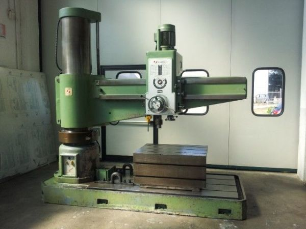 Radial Drilling Machine INVEMA TRM 2000 1983