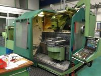 CNC Vertical Machining Center MAHO MH 700 S 1990-Photo 2