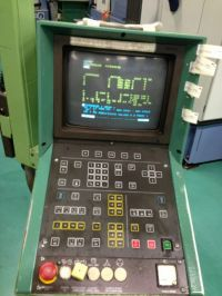Vertikal CNC Fräszentrum MAHO MH 700 S 1990-Bild 3