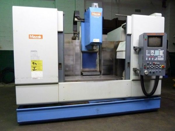 CNC Vertical Machining Center MAZAK VTC 20-B 1997