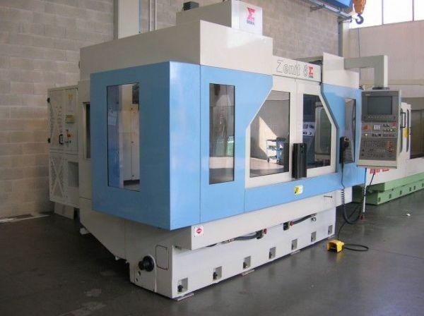 Centro de mecanizado vertical CNC SIGMA ZENIT 6 2000