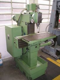 Fresadora toolroom MAHO MH 550