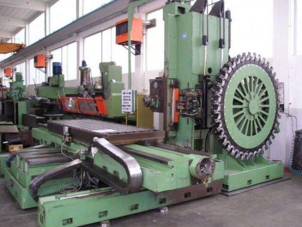CNC freesmachine SECMU OPERATOR-1 1988