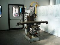 Universal Milling Machine NOVAR K 1200 1981-Photo 2