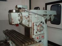 Universal Milling Machine TIGER FU 110 1986-Photo 2